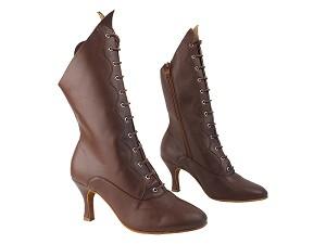 687ab86eaf9745 VFBoot SERA CanCan Dark Tan Leather